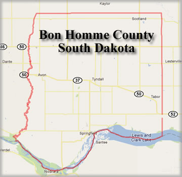 Bon Homme County South Dakota