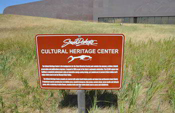 Cultural Heritage Center - Pierre, SD