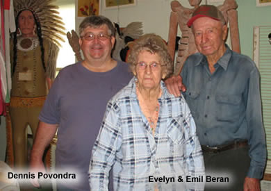 Dennis Povondra - Evelyn and Emil Beran