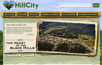Hill City Information