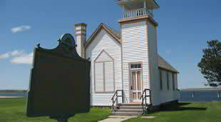 Oahe Mission School and Chapel Historic Site